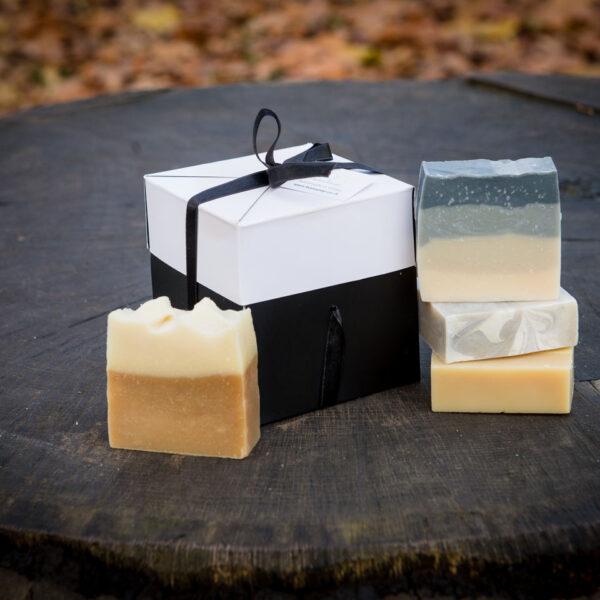 Bare Natural Soap Gift Box